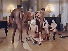 Anal, Babe, Double Penetration, Group Sex