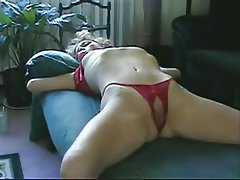 Amateur, BDSM, Blondine