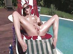 Amateur, Masturbation, Orgasm, Outdoor