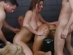 Anal, Group Sex, Hardcore