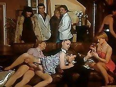 Französisch, Gruppensex, Behaart, Swinger