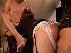 Anal, Bisexuel, Fellation, Femme dominatrice