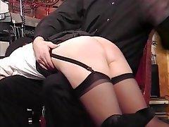 BDSM, Blonde, Collants