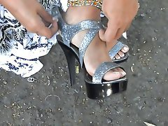 Fétichisme des pieds, MILF