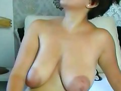 Amateur, MILF, Nipples, Webcam