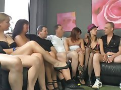 Group Sex, MILF
