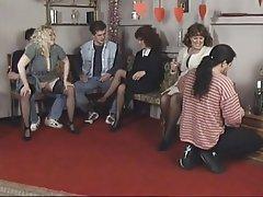 Výstřik, Creampie, Skupinový sex, Zralé ženy