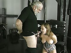 BDSM, Brunette, MILF, Foot Fetish