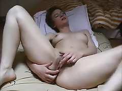 French, Masturbation, MILF