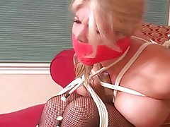 BDSM, Grands seins, Blonde