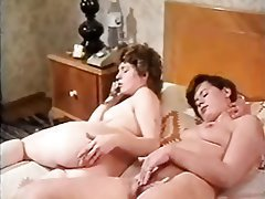 Anal, Group Sex, Hairy, Vintage