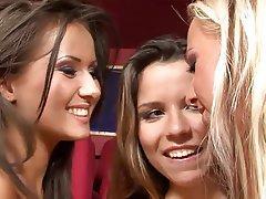 Bionde, Bruna, Lesbiche