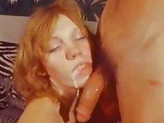 Cumshot, Facial, Redhead