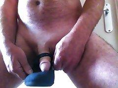 Bisexual, Close Up, Masturbation, Nerd