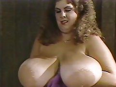 BBW, Big Boobs, Massage, Mature