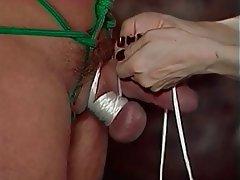 BDSM, Üçlü, Esmerler, Kadin egemenligini