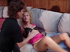 Double Penetration, Group Sex, Hairy, Pantyhose