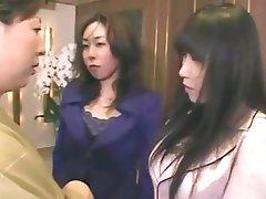 Japanese, MILF, Secretary